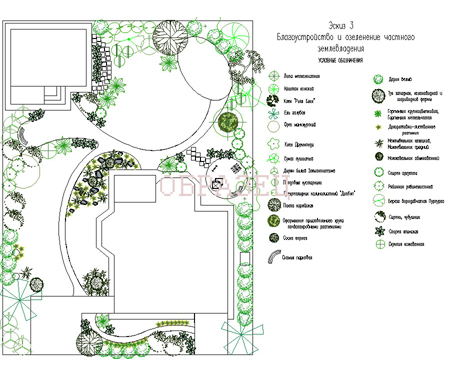 Ландшафтное проектирование-Green Veles